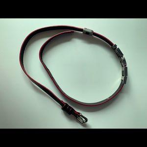 Diesel Leather Women's Belt